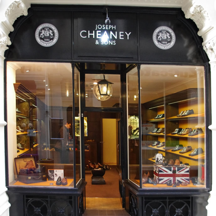Cheaney Bow Lane