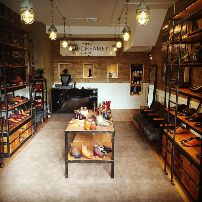 Cheaney Brushfield St