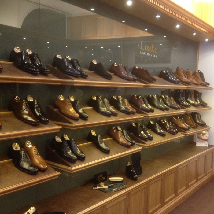 Loake Shoes Bow Lane