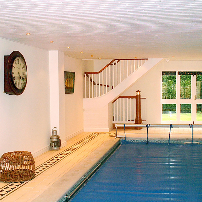 Pool Staircase